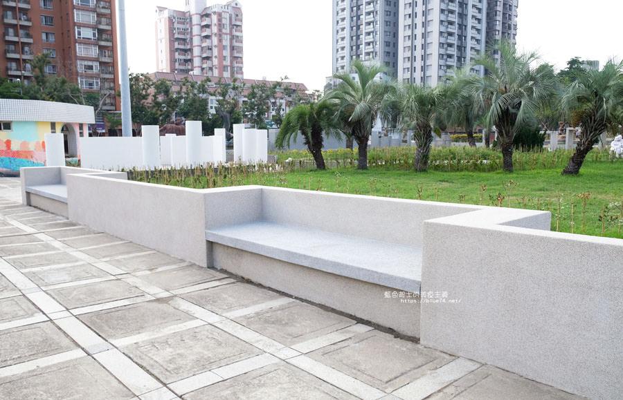 20180717021233 67 - 豐樂雕塑公園-全台第一座公立雕塑公園及跑酷設施公園,增設磨石子溜滑梯、翹翹板、鞦韆、沙坑