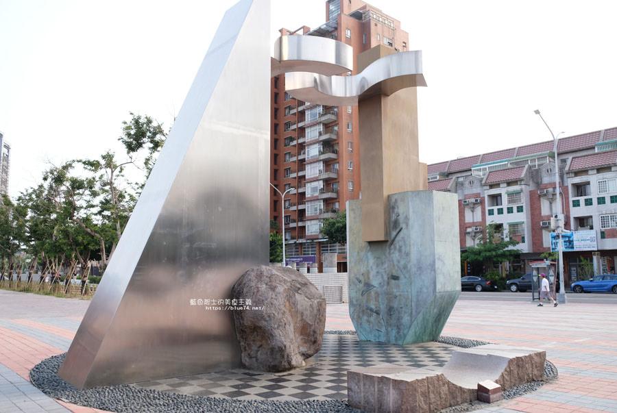 20180717021333 64 - 豐樂雕塑公園-全台第一座公立雕塑公園及跑酷設施公園,增設磨石子溜滑梯、翹翹板、鞦韆、沙坑
