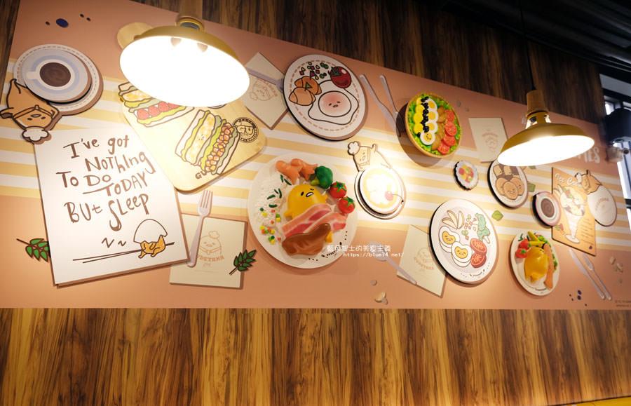 20180803124302 53 - 蛋黃哥五星主廚餐廳台中旗艦店│台中萌懶打卡新地標,親子友善餐廳,還有兩層樓高的旋轉溜滑梯