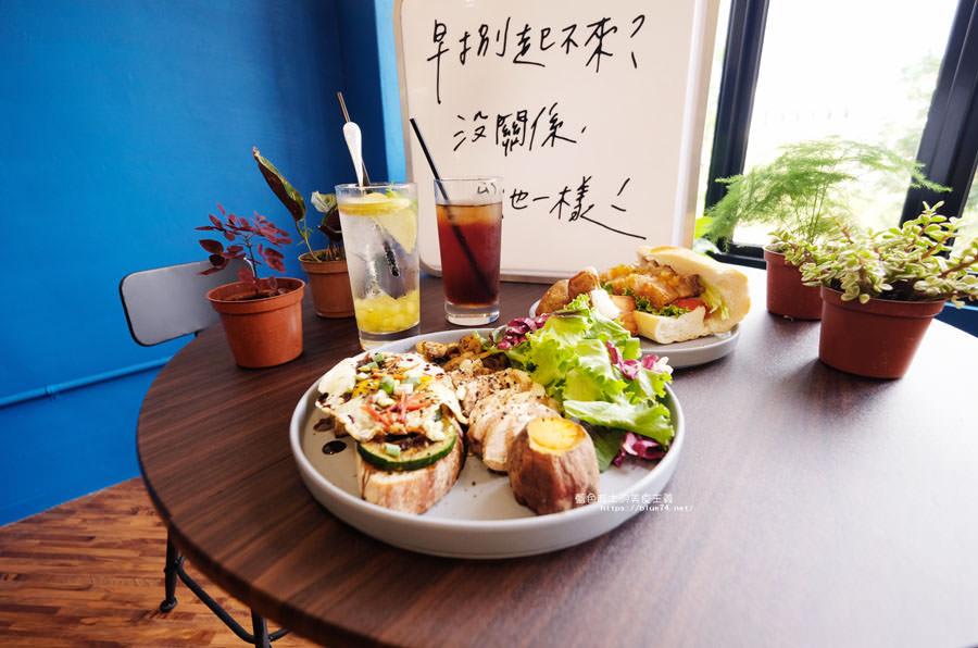 20180805004836 26 - 早捌x柳川│柳川河岸旁好吃早午餐,起不來沒關係,這裡可以晚晚吃