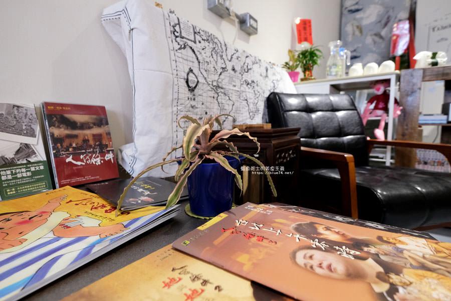 20180808182557 24 - 野人小築│大甲老屋咖啡館,舊漫畫老歌懷舊氛圍還有歷史中藥櫃