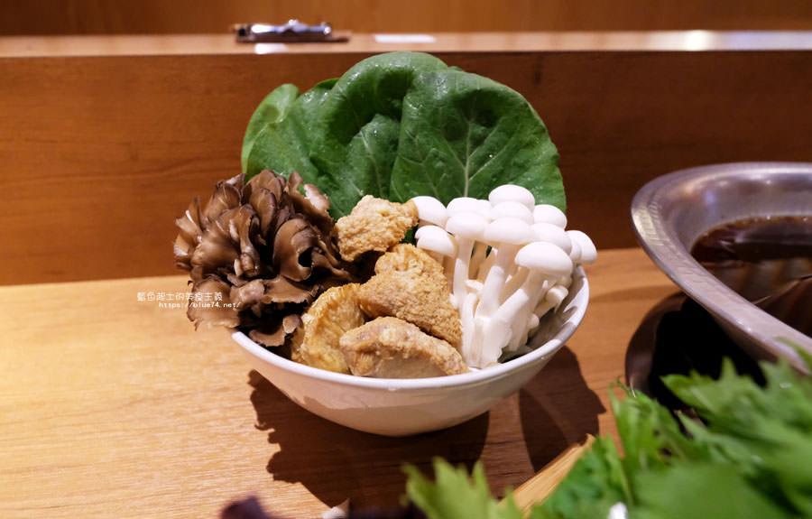 20180813232938 85 - 空也蔬食│大器日式裝潢,輕井澤新品牌,一個人也可以吃鍋,全素及五辛素,茶六隔壁