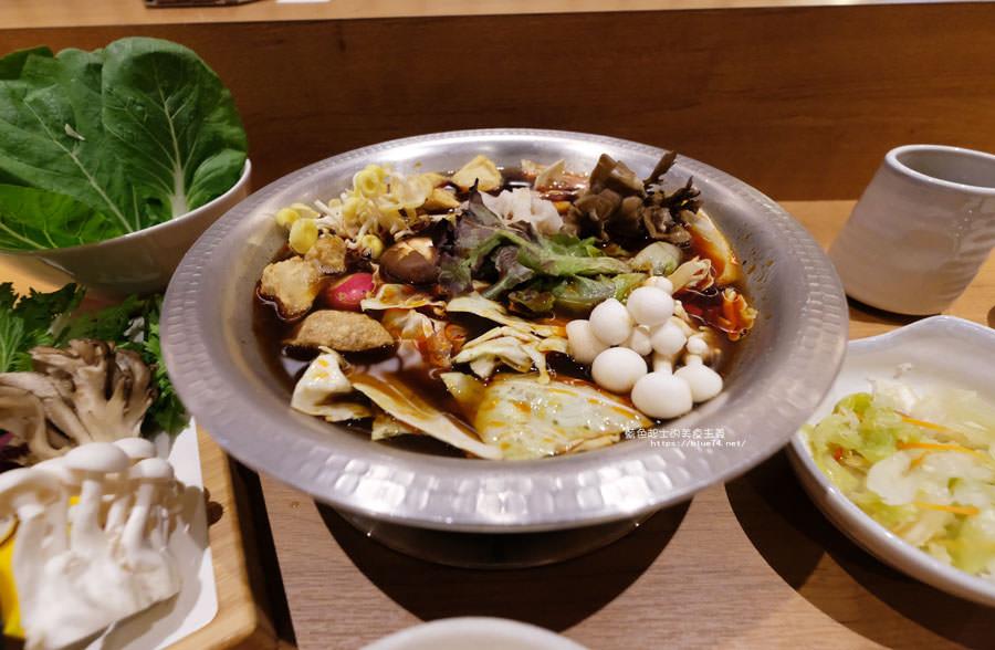 20180813232944 100 - 空也蔬食│大器日式裝潢,輕井澤新品牌,一個人也可以吃鍋,全素及五辛素,茶六隔壁