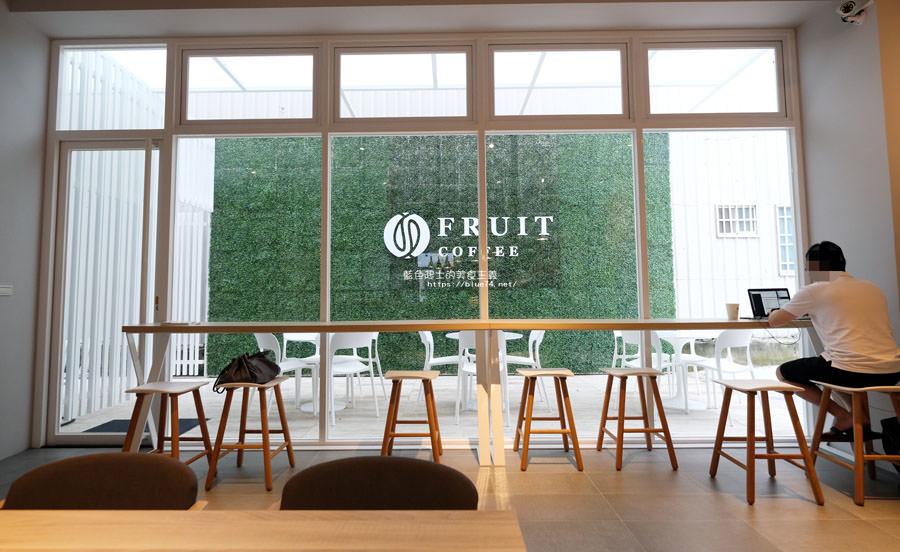 台中西屯│禾果Fruit Coffee-逢甲商圈咖啡館,近西苑高中