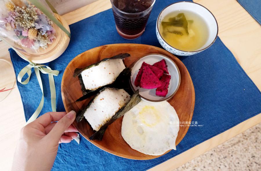 20180821091855 67 - 植覺日食-台中永興街推薦日式烤飯糰、鬆餅及肉蛋吐司