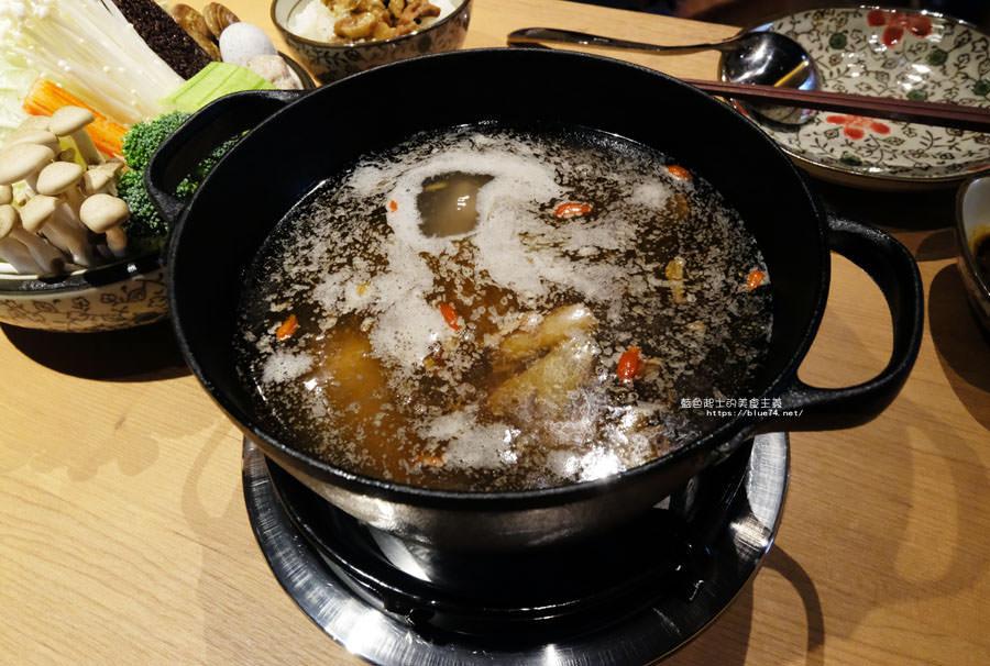 20180915140858 95 - 湯棧│輕井澤三代店,主推麻油火鍋、燒酒火鍋和冷藏肉系列,238元起就有個人鍋喔