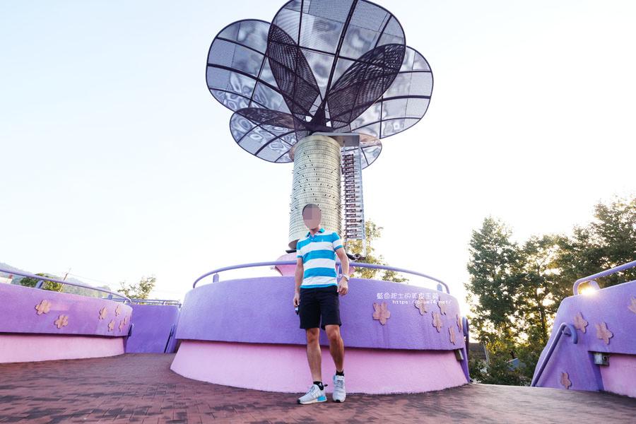 20181004000627 83 - 星願紫風車-新社紫色浪漫打卡景點,結合幸福跟夢想的大型音樂盒
