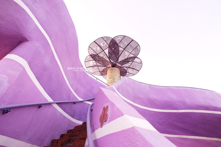 20181004000633 73 - 星願紫風車-新社紫色浪漫打卡景點,結合幸福跟夢想的大型音樂盒
