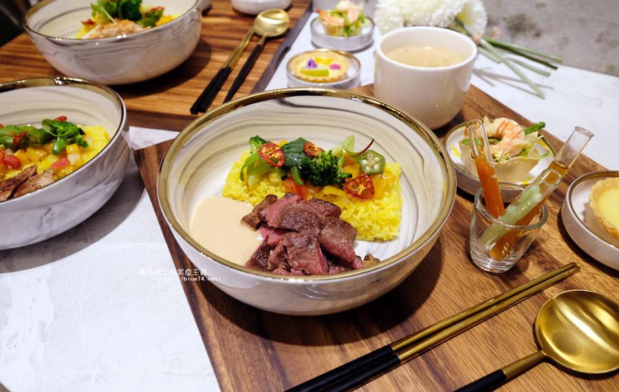 台中西區│甲奔甲肉-吃飯吃肉吃沙拉,sogo商圈精緻有誠意舒肥特色創意料理