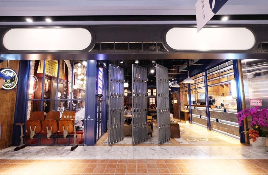 20181011005006 23 - GRIT Mojocoffee-復古華麗風格還有老件,Mojo在秀泰台中文心店