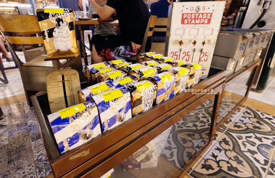 20181011005009 50 - GRIT Mojocoffee-復古華麗風格還有老件,Mojo在秀泰台中文心店