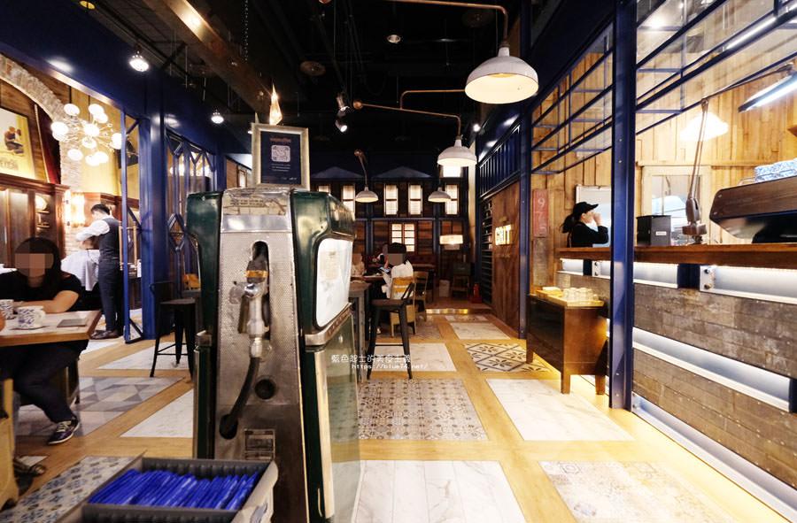 20181011005013 6 - GRIT Mojocoffee-復古華麗風格還有老件,Mojo在秀泰台中文心店
