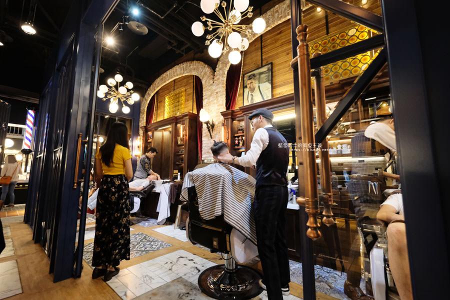 20181011005030 34 - GRIT Mojocoffee-復古華麗風格還有老件,Mojo在秀泰台中文心店
