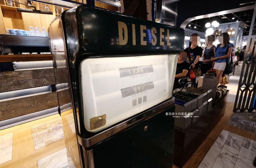 20181011005032 57 - GRIT Mojocoffee-復古華麗風格還有老件,Mojo在秀泰台中文心店