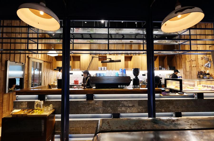 20181011005033 41 - GRIT Mojocoffee-復古華麗風格還有老件,Mojo在秀泰台中文心店