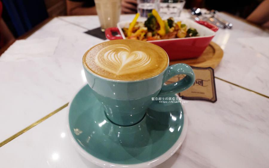 20181011005037 96 - GRIT Mojocoffee-復古華麗風格還有老件,Mojo在秀泰台中文心店