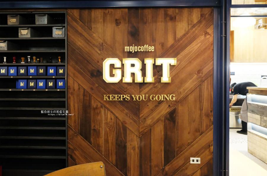 20181011005052 29 - GRIT Mojocoffee-復古華麗風格還有老件,Mojo在秀泰台中文心店