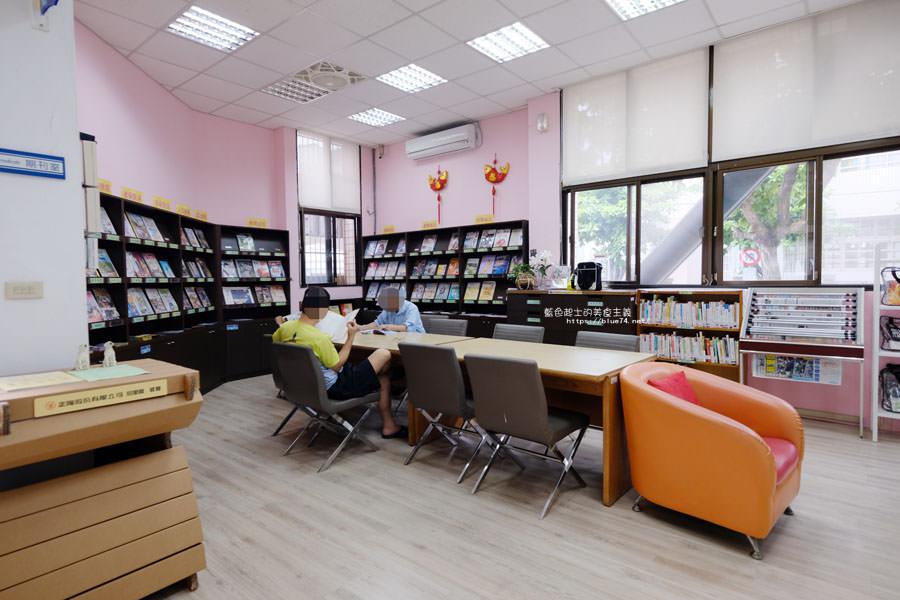 20181101020407 76 - 臺中市立圖書館后里分館│全台第一座紙圖書館落腳在后里