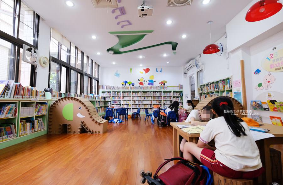 20181101020419 91 - 臺中市立圖書館后里分館│全台第一座紙圖書館落腳在后里