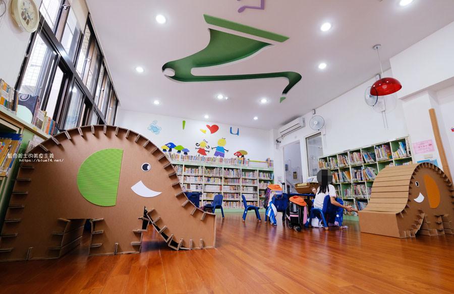 台中后里│臺中市立圖書館后里分館-全台第一座紙圖書館落腳在后里