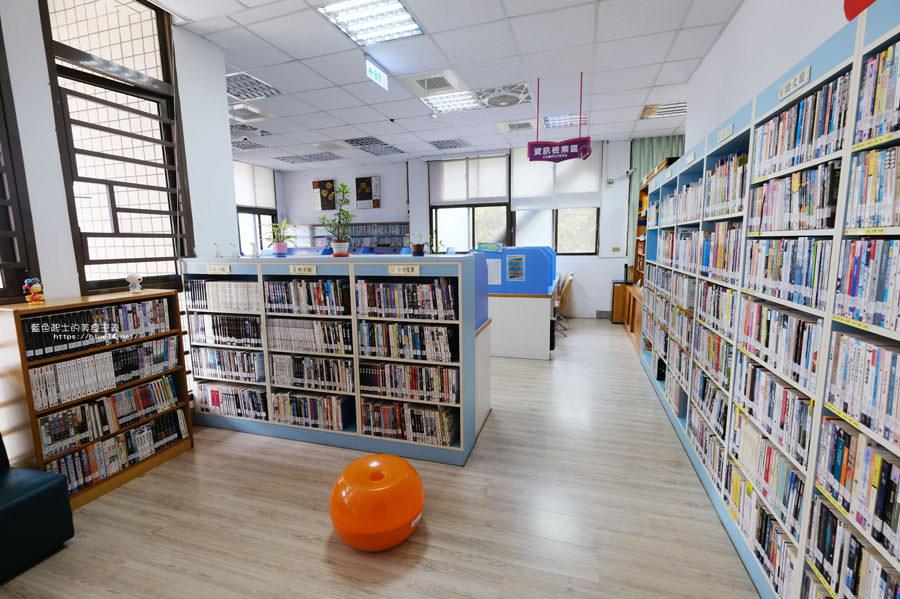 20181101020444 3 - 臺中市立圖書館后里分館│全台第一座紙圖書館落腳在后里