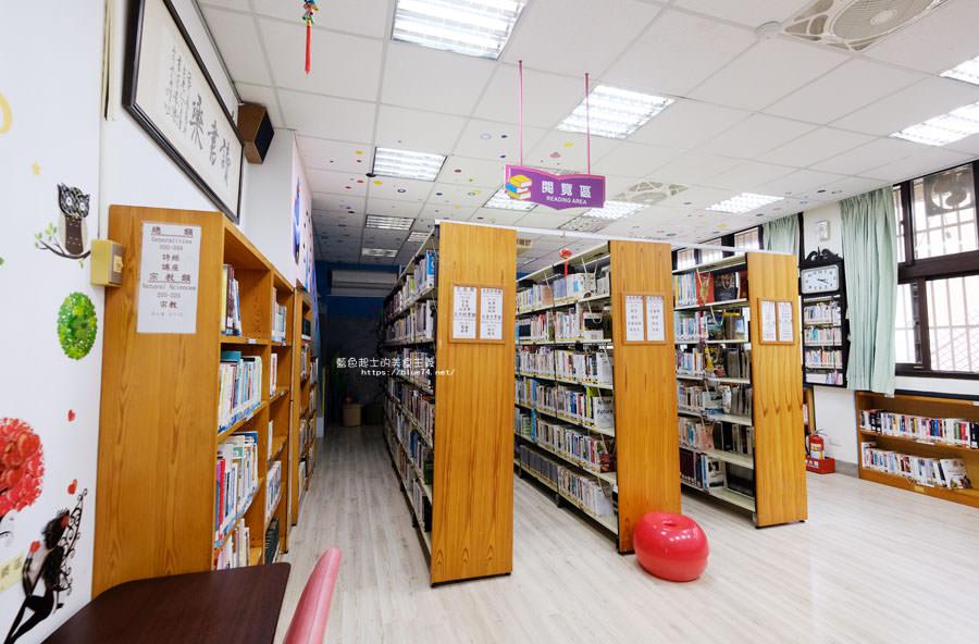 20181101020453 64 - 臺中市立圖書館后里分館│全台第一座紙圖書館落腳在后里