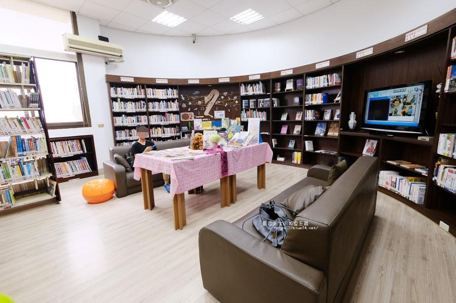 20181101020519 39 - 臺中市立圖書館后里分館│全台第一座紙圖書館落腳在后里