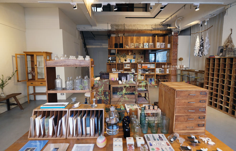 20181106011007 84 - 箱庭│本日製作社三號店,是圖書室,是藝廊,是雑貨店,也是古道具屋