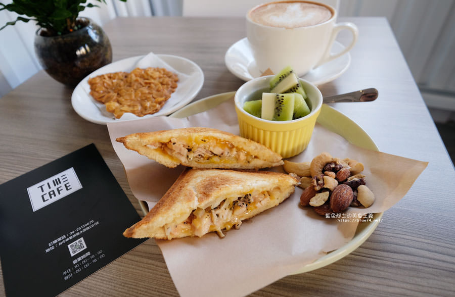 20181115004000 98 - Time cafe-豐原新開咖啡館,來杯咖啡時刻,有咖啡、熱壓吐司、舒芙蕾及餅乾