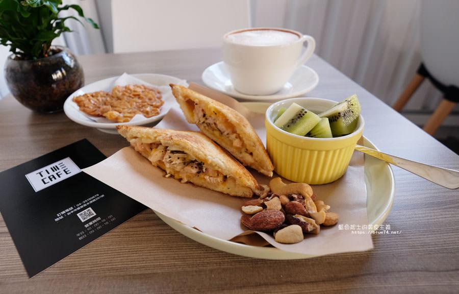20181115004025 50 - Time cafe-豐原新開咖啡館,來杯咖啡時刻,有咖啡、熱壓吐司、舒芙蕾及餅乾