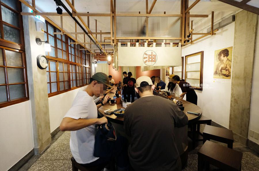 20181123211716 4 - 麵屋かとむら台中一中店-台中也吃的到東京名物油拌麵,隱藏版東京美食