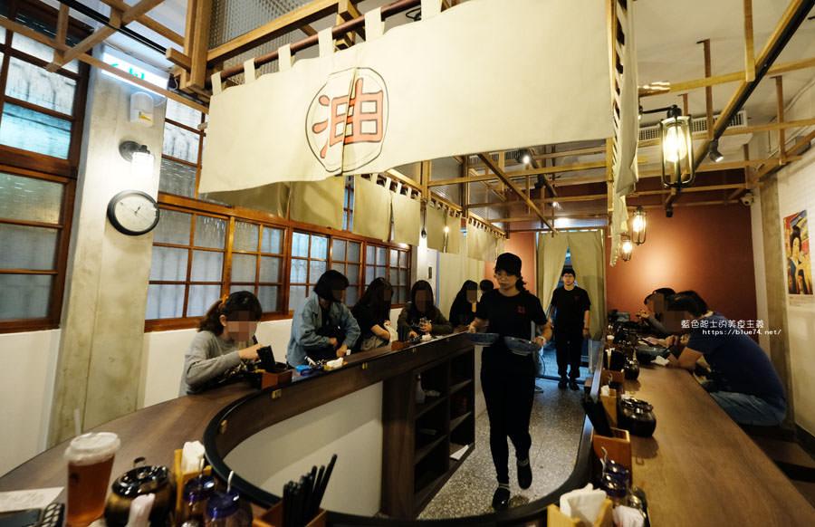20181123211716 70 - 麵屋かとむら台中一中店-台中也吃的到東京名物油拌麵,隱藏版東京美食