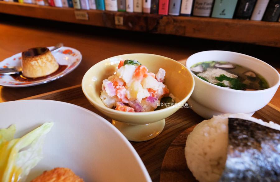 20181126001658 59 - 台中舊城綠川旁的文青書店,家庭手作美食和甜點