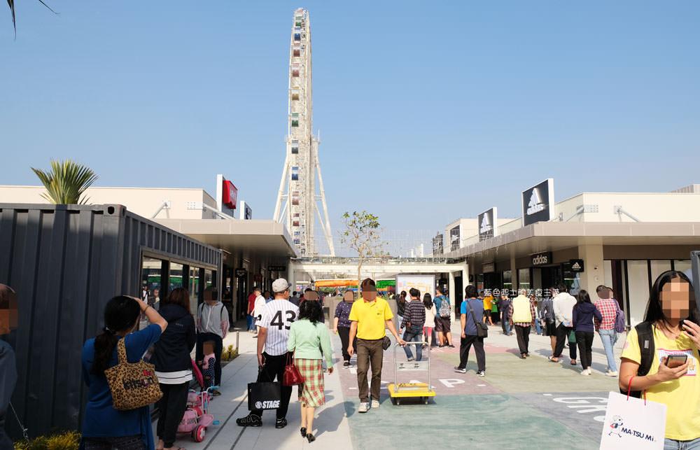 20181201000453 20 - 三井OUTLET PARK台中港今天試營運搶先看,全台灣首座海港型OUTLET