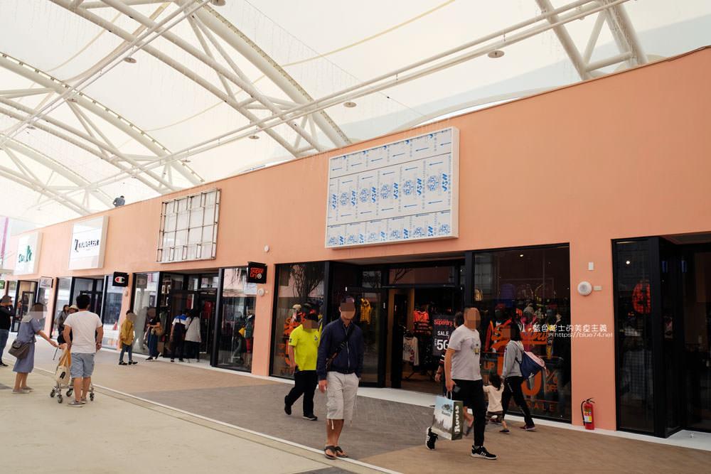20181201003716 53 - 三井OUTLET PARK台中港今天試營運搶先看,全台灣首座海港型OUTLET