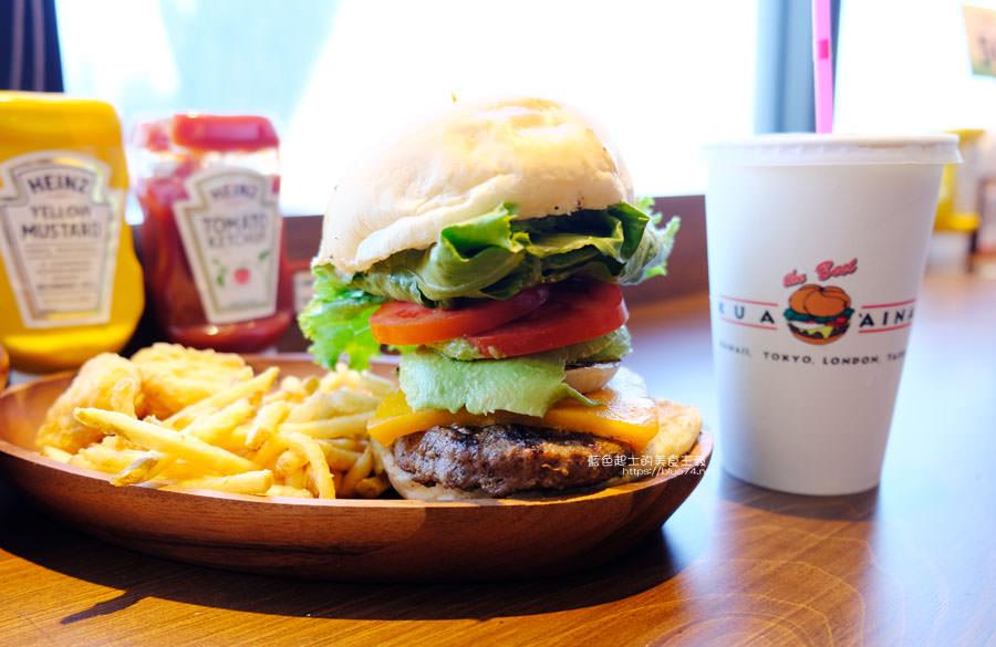 20181204011957 100 - KUA`AINA夏威夷漢堡-來自夏威夷,歐巴馬也愛的漢堡店,台中三井OUTLET吃得到了