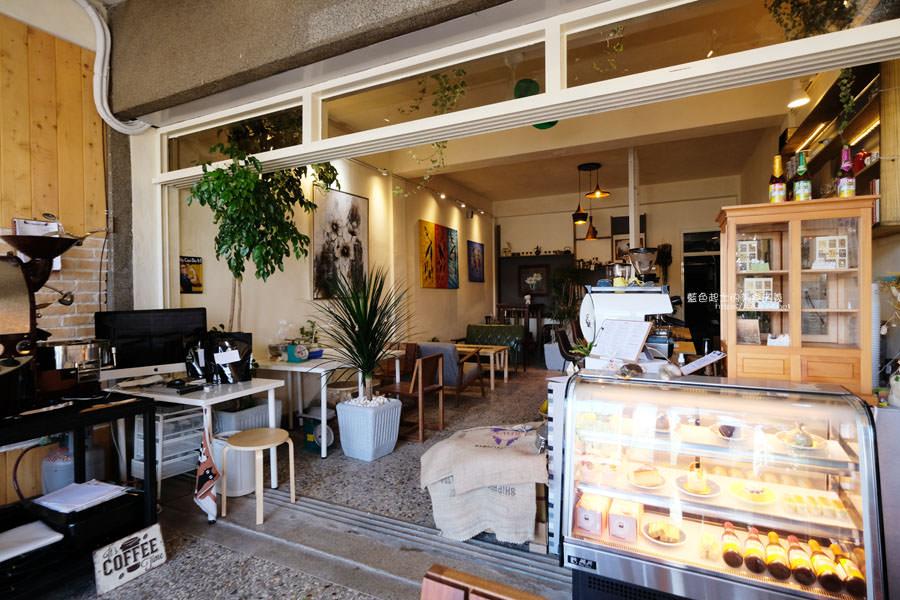 20181225014252 25 - Yocano coffee洋記豆行-低調外觀自在空間,咖啡茶飲品、時令甜點,近梧棲新天地