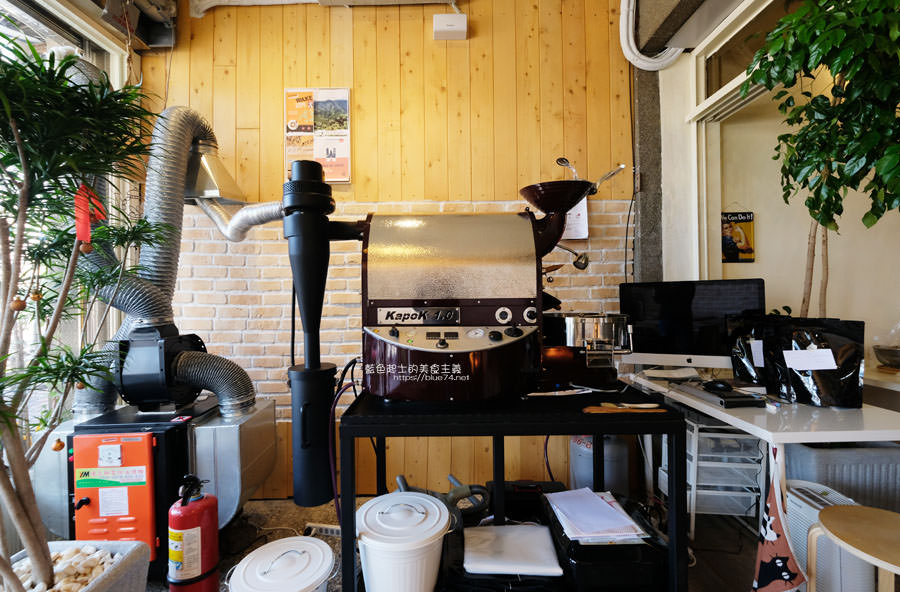 20181225014253 92 - Yocano coffee洋記豆行-低調外觀自在空間,咖啡茶飲品、時令甜點,近梧棲新天地