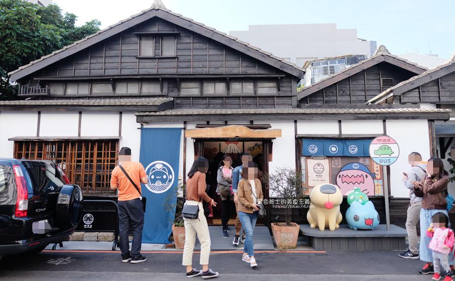台中西區│咖波屋-咖波迷注意,貓貓蟲咖波咖啡館,還有門市限定商品喔