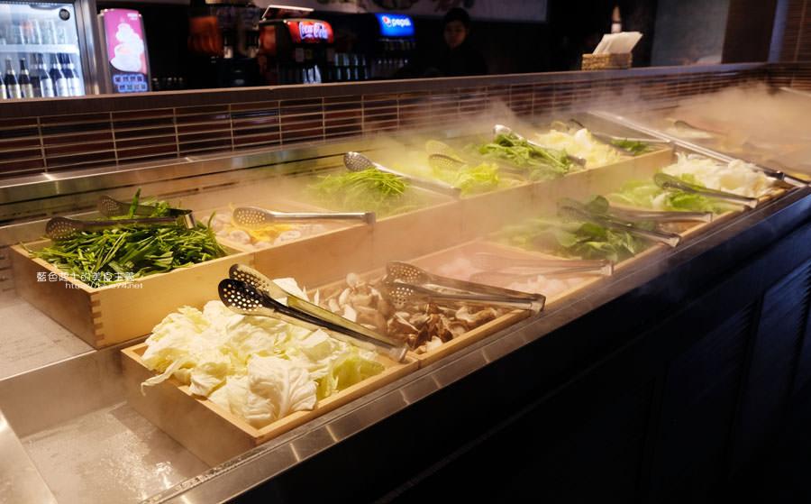 20190108213300 24 - 但馬屋涮涮鍋台中港三井Outlet店-全台獨家一號店,日本國產黑毛牛、牛舌吃到飽吃到過癮,還有蔬菜海鮮及冰淇淋自助吧
