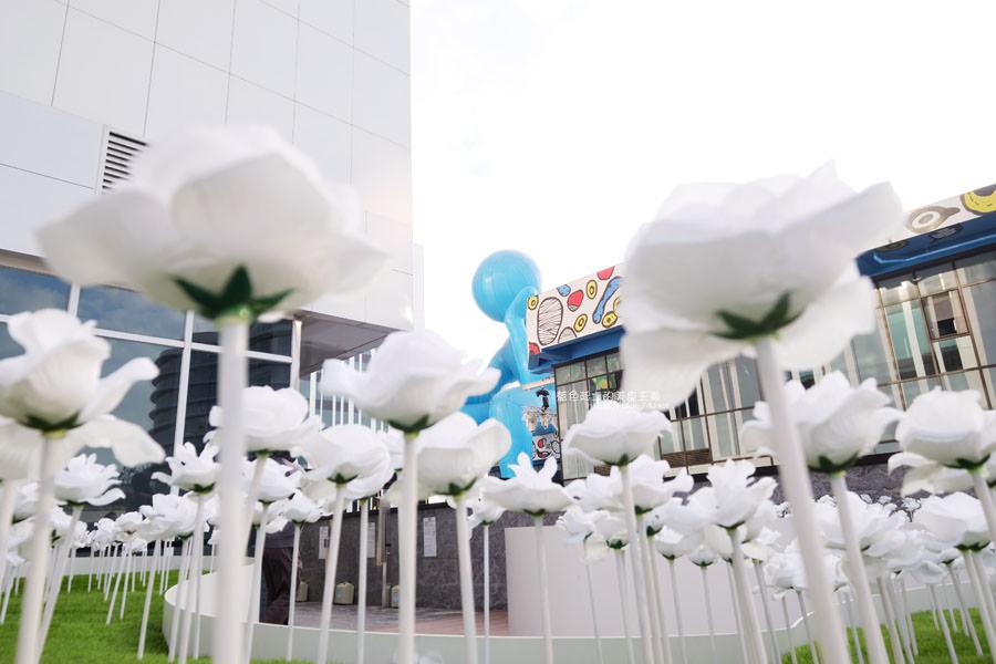 20190127000951 24 - 台中軟體園區Dali Art藝術廣場-玫瑰花海新祕境,絢爛水晶光廊打卡點