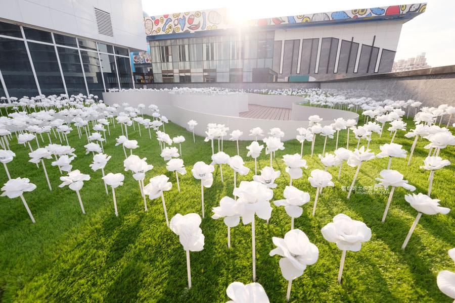 20190127000953 63 - 台中軟體園區Dali Art藝術廣場-玫瑰花海新祕境,絢爛水晶光廊打卡點