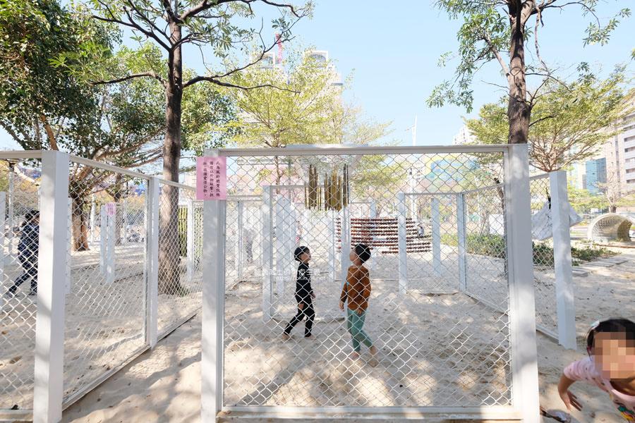 20190127123421 43 - 文心森林公園-十二感官遊戲體驗區,溜滑梯、盤型鞦韆、涵管通道,小孩玩嗨~