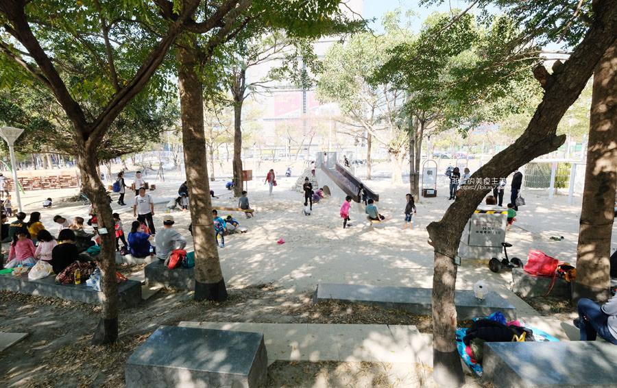 20190127123441 30 - 文心森林公園-十二感官遊戲體驗區,溜滑梯、盤型鞦韆、涵管通道,小孩玩嗨~
