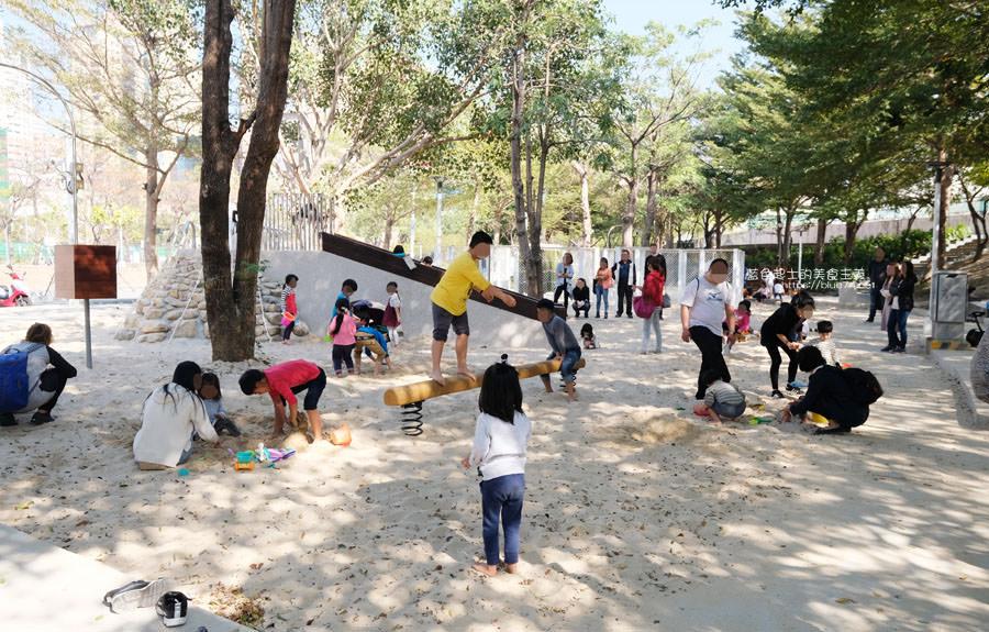 20190127123451 46 - 文心森林公園-十二感官遊戲體驗區,溜滑梯、盤型鞦韆、涵管通道,小孩玩嗨~