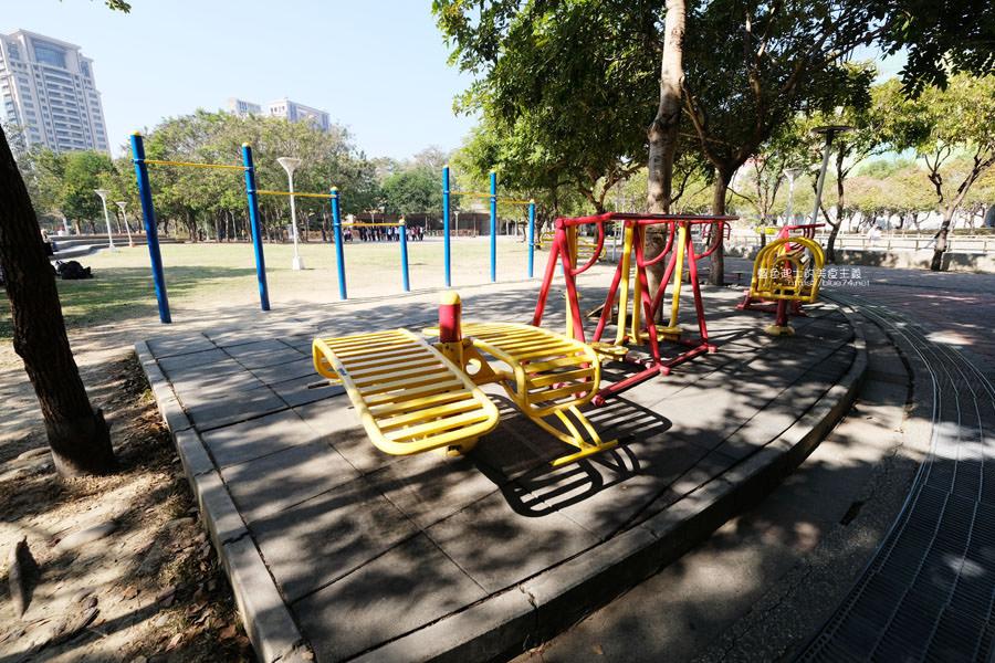 20190127123454 13 - 文心森林公園-十二感官遊戲體驗區,溜滑梯、盤型鞦韆、涵管通道,小孩玩嗨~