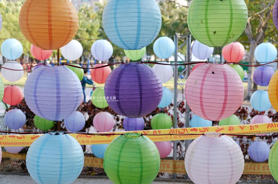 20190210014804 8 - 2019中台灣元宵燈會-新打卡點創意皮克區,還有限量飛天豬小提燈發放時間和晚會活動及交通資訊