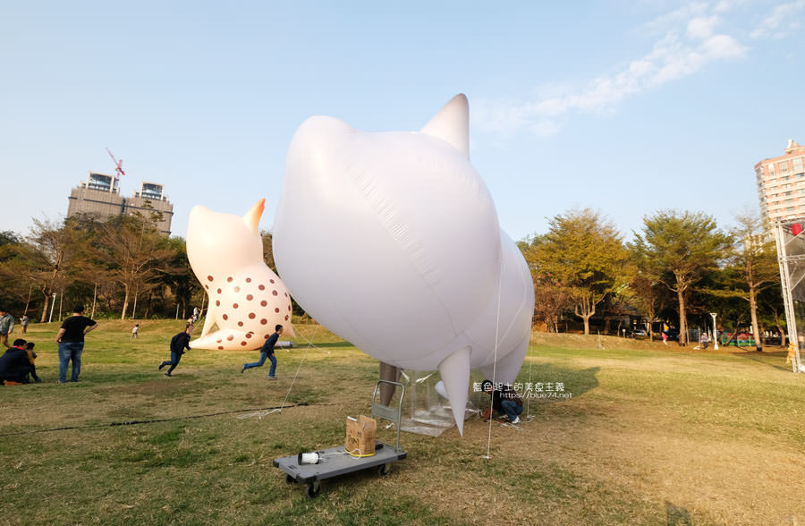 20190210014826 87 - 2019中台灣元宵燈會-新打卡點創意皮克區,還有限量飛天豬小提燈發放時間和晚會活動及交通資訊