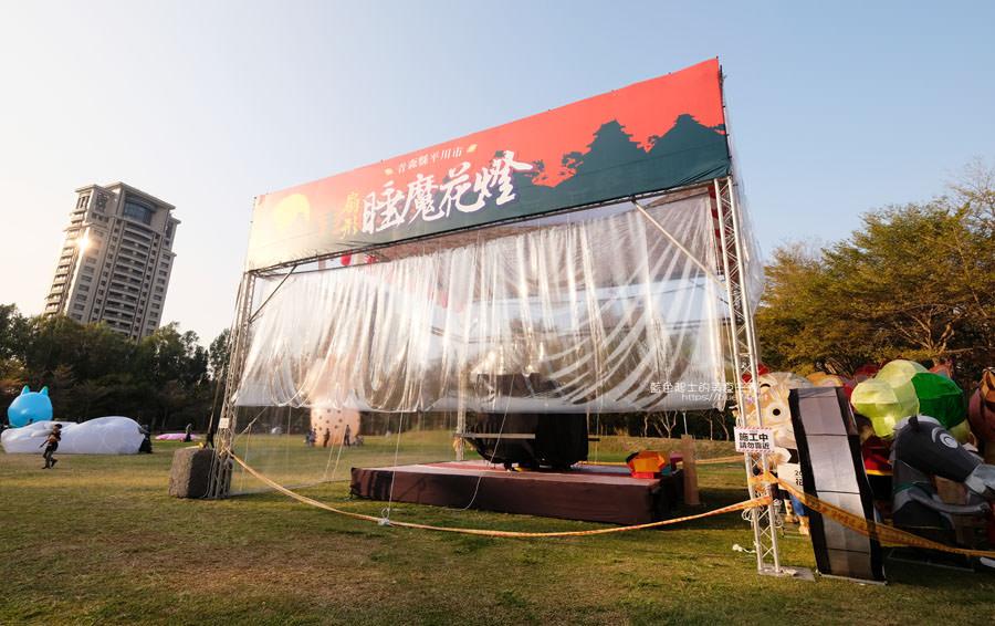 20190210014828 17 - 2019中台灣元宵燈會-新打卡點創意皮克區,還有限量飛天豬小提燈發放時間和晚會活動及交通資訊