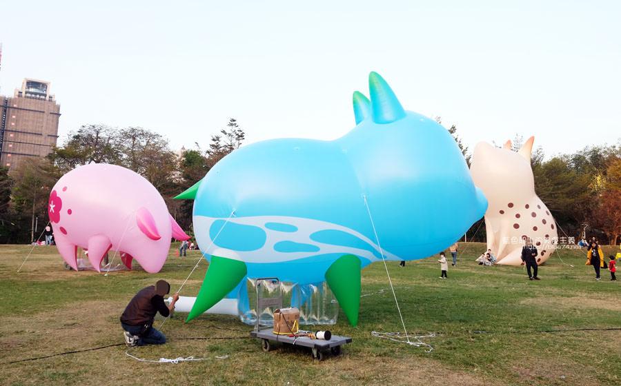 20190210014844 67 - 2019中台灣元宵燈會-新打卡點創意皮克區,還有限量飛天豬小提燈發放時間和晚會活動及交通資訊